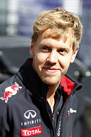 Sebastian Vettel, Red Bull, 2012