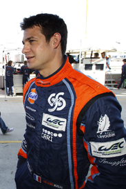 Guillaume Moreau OAK WEC 2012 Sebring