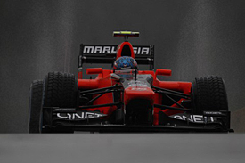 Chalres Pic, Marussia, 2012