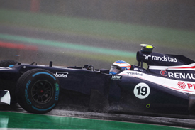 Valtteri Bottas, Williams, Spa 2012