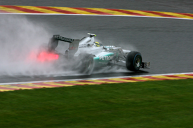 Nico Rosberg, Mercedes, Spa 2012
