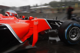 Charles Pic, Marussia, Spa 2012