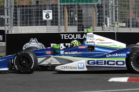 Tony Kanaan, KV, Baltimore 2012