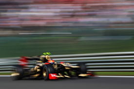 Romain Grosjean, Lotus, Spa 2012