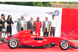 MRF 2000 Narain Karthikeyan 2012