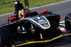 Daniel Abt, Lotus, Monza 2012