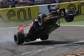 Jean-Eric Vergne, Toro Rosso, Monza, 2012