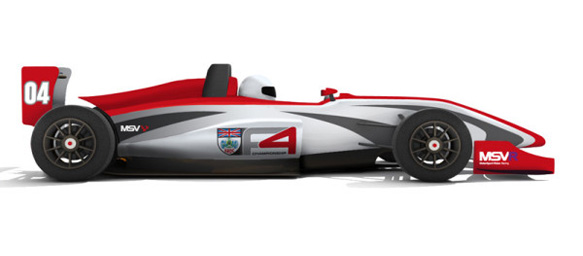 MSV launches Formula 4
