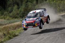 Loeb Rally GB Citroen