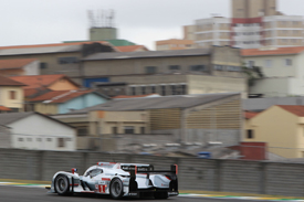 #1 Audi e-tron, Interlagos 2012