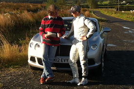 Kris Meeke, Top Gear, Bentley