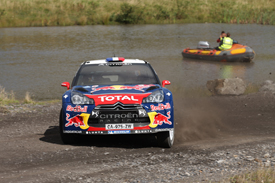 Sebastien Loeb, Citroen, GB 2012
