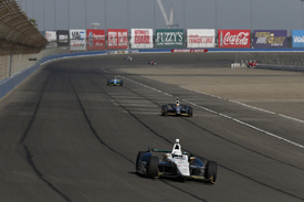 Ed Carpenter, Carpenter, Fontana 2012
