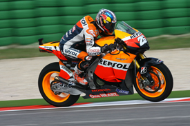 Dani Pedrosa, Honda, Misano 2012