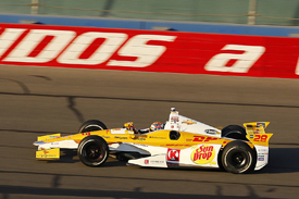 Ryan Hunter-Reay, Andretti, Fontana 2012