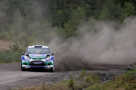 Jari-Matti Latvala, Ford, GB 2012
