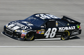 Jimmie Johnson, Hendrick, Chicagoland 2012