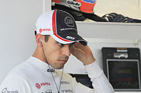 Pastor Maldonado, Williams, 2012