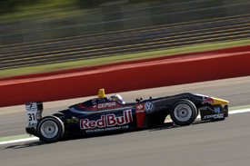 Carlos Sainz Jr, Carlin, Silverstone 2012