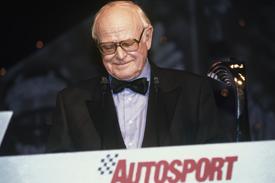 Sid Watkins 1999 Brazilian Grand Prix