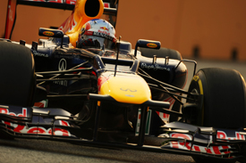 Mark webber Red Bull 2012 Singapore GP