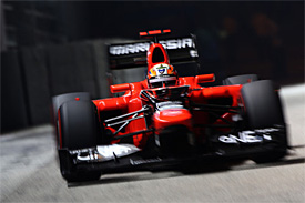 Marussia not taking 10th for granted