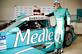 Rubens Barrichello Full Time Peugeot V8 Stock Cars 2012