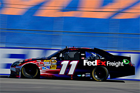 Hamlin confident of keeping momentum