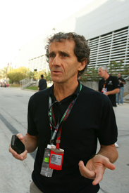 Alain Prost 2011