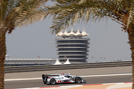 Audi quickest in final Bahrain practice