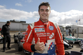 Jack Harvey takes Donington Park poles