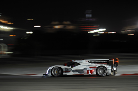 #1 Audi, Bahrain 2012