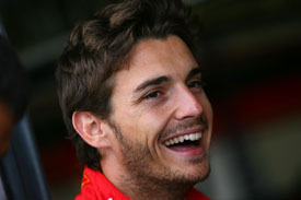 Jules Bianchi Paul Ricard