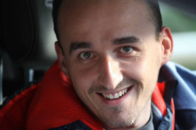 Robert Kubica 