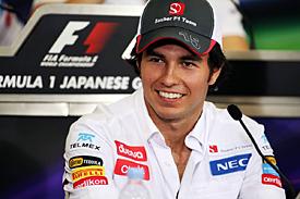 佩雷斯:身在迈凯轮,就得赢下胜利