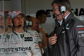 Brawn: Schumacher driver of the century
