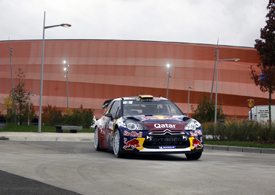 Thierry Neuville, Citroen Junior, France 2012