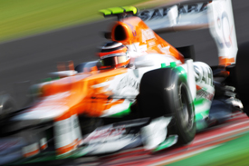 Nico Hulkenberg, Force India, Suzuka 2012