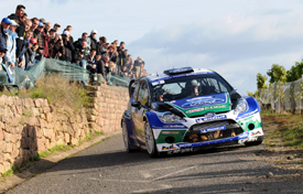Jari-Matti Latvala, Ford, France 2012