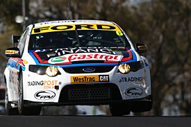 Will Davison, Ford, Bathurst 2012