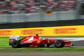 Fernando Alonso, Ferrari, Suzuka 2012