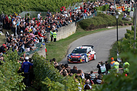 Sebastien Loeb, Citroen, Rally France, 2012