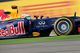 Sebastian Vettel, Red Bull, Japan, 2012
