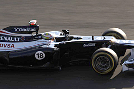 Pastor Maldonado, Williams, Suzuka 2012