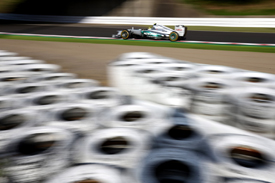 Nico Rosberg, Mercedes, Suzuka 2012