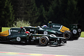 Caterham, 2012