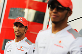 Jenson Button, McLaren, 2012