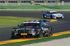 BMW labels DTM return a huge success
