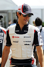 Bruno Senna, Williams