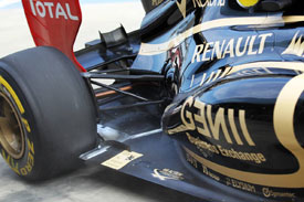 Lotus Coanda exhausts